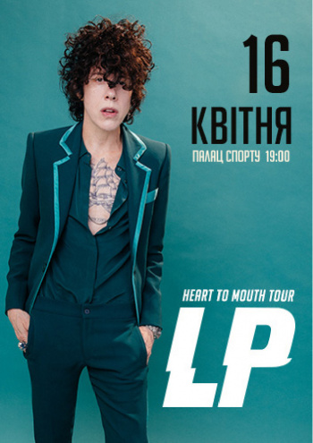 LP. HEART TO MOUTH TOUR
